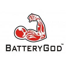 BATTERYGOD Full Capacity Proper 2250 mAh Battery For LYF Wind 7 / LS-5016
