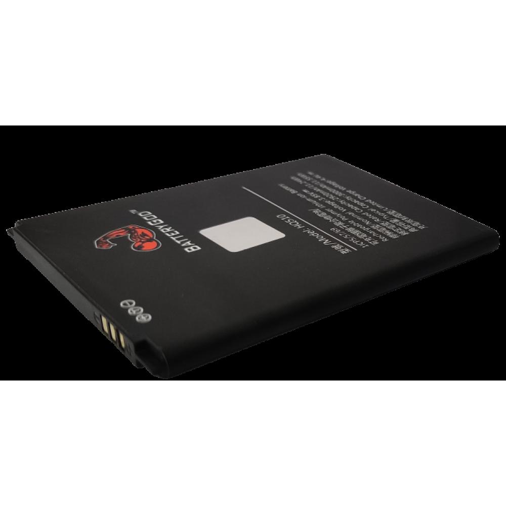 BATTERYGOD Full Capacity Proper 3000 mAh Battery For Nokia 2.2 / HQ510
