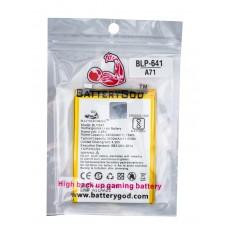 BATTERYGOD Full Capacity Proper 3000 mAh Mobile Battery For Oppo A71 BLP-641 / BLP641