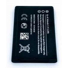 BATTERYGOD Full Capacity Proper 950 mAh Compatible Battery for Nokia 1325 / 1202 / 1265 / 1661 / 2650 / 2652 / 2700 / 3108 / 3500C / 6100 / 6300 / 7270 / MBT-5832  / mbt5832 / BL-4C / BL4C