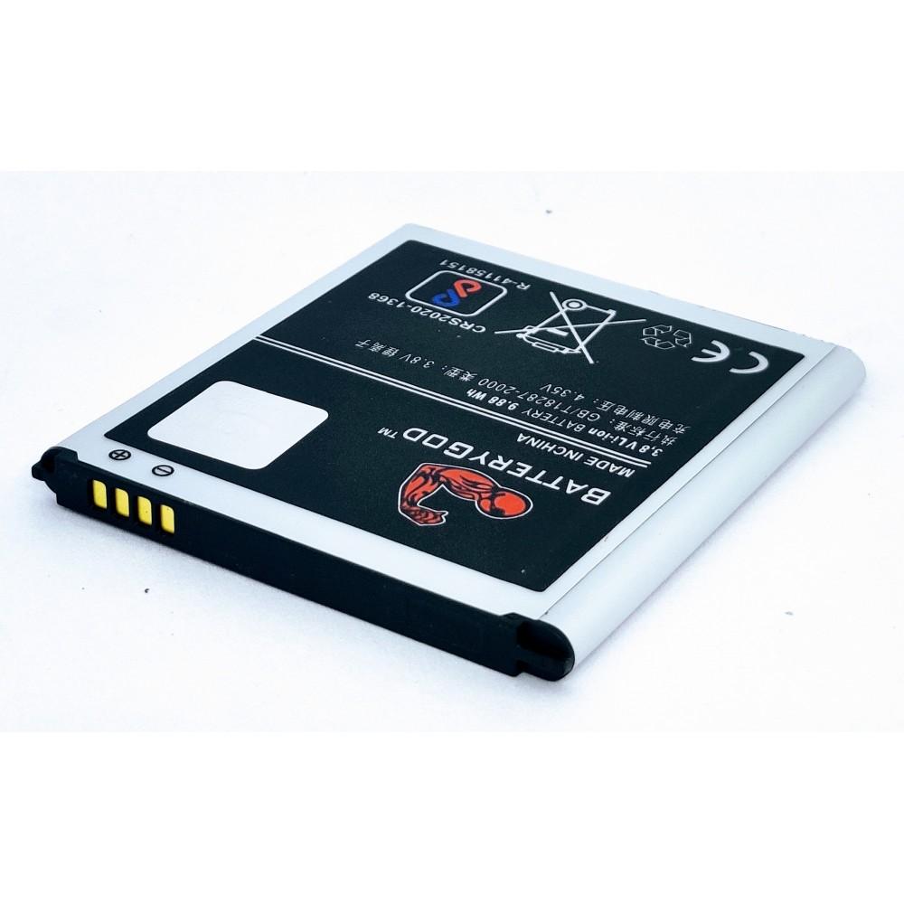 BATTERYGOD Full Capacity Proper 2600 MAh Battery For Samsung Galaxy S4 / GT-I9500 / I9500 / B600BC