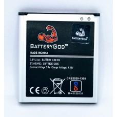 BATTERYGOD Full Capacity Proper 2600 MAh Battery For Samsung Galaxy Grand 2 / SM-G7102 / 7106 / EB-B220AE