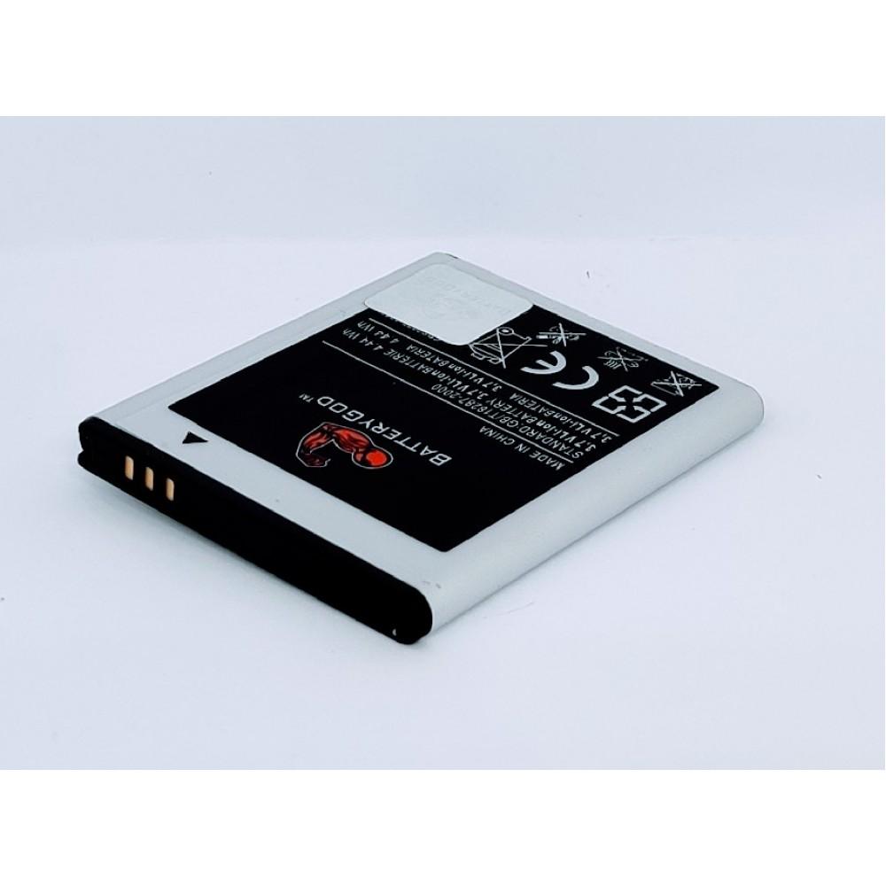BATTERYGOD Full Capacity Proper 1200 mAh Battery For Samsung Galaxy Mini / Samsung Pop Plus / Samsung H5 / S5570 / S5820 / S5330 / S5280 / S5282 / S5300 / S5310 / EB494353VU