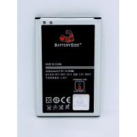 BATTERYGOD Full Capacity Proper 3100 mAh Battery for Samsung Galaxy Note 3 Neo / EB-BN750BBC
