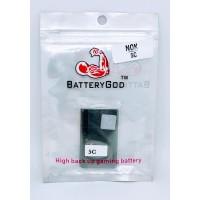 BATTERYGOD Full Capacity Proper 1090 mAh Battery for Nokia 1100 / 2310 / 3100 / 6030 / 3120 / E50 / E60 / N70 / N71 / BL-5C / BL5C