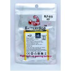 BATTERYGOD Full Capacity Proper 2630 mAh battery for Oppo A37 / Neo-9 / NEO9 / BLP615 / BLP-615