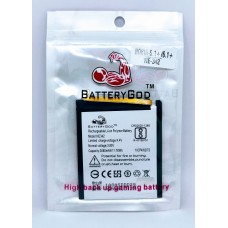 BATTERYGOD Full Capacity Proper 3000 mAh Battery For Nokia 5.1+ / 5.1 Plus / Nokia 6.1+ / 6.1 Plus / HE-342 / HE342