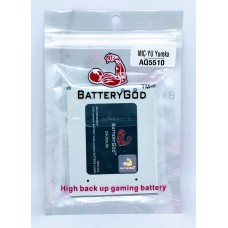 BATTERYGOD Full Capacity Proper 2850 mAh Battery For Micromax YU Yureka AO5510 / YU Yureka Plus AQ5510 / 5510