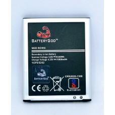 BATTERYGOD Full Capacity Proper 1800 mAh Battery for Samsung Galaxy J1 Ace 3G / J111 / EB-BJ111ABE