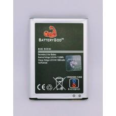 BATTERYGOD Full Capacity Proper 1900 mAh Battery for Samsung Galaxy J1 Ace / J110 / EB-BJ110ABE