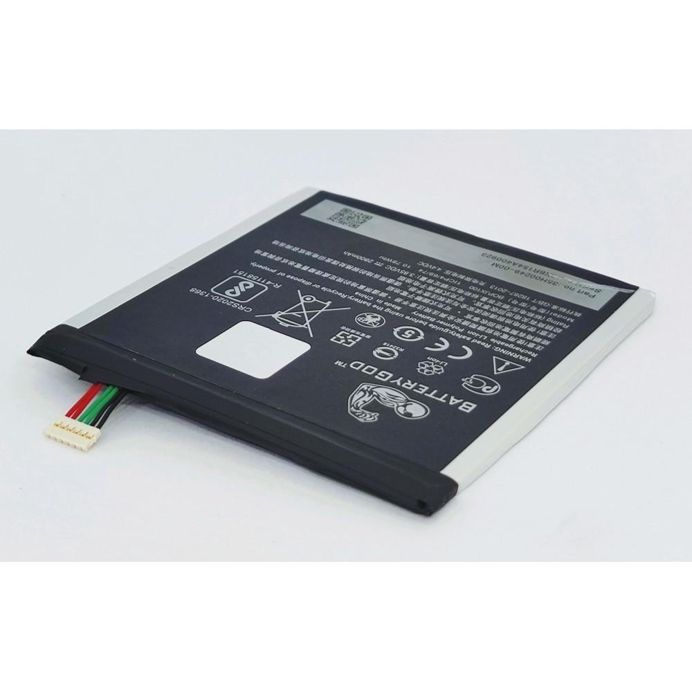 BATTERYGOD Full Capacity Proper 2800 mAh Battery For HTC Desire 820 / D820U / 820Q / D820T / D826 / 826T / BOPF6100