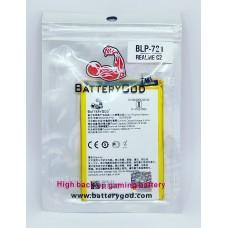 BATTERYGOD Full Capacity Proper 4000 mAh Battery For Oppo Realme C2 / BLP-721 / BLP721