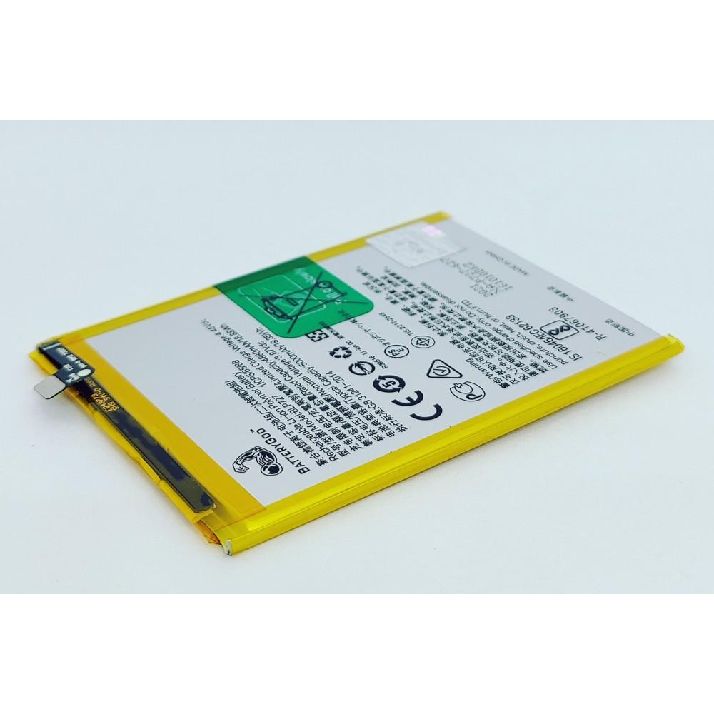 BATTERYGOD Full Capacity Proper 5000 mAh Battery For Oppo A5 2020 / A9 2020 / BLP-727 / BLP727