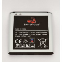 BATTERYGOD Full Capacity Proper 2000 mAh Battery For Samsung Galaxy Core 2 / G355 / EB-BG355BBE