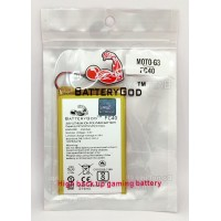 BATTERYGOD Full Capacity Proper 2470 mAh Battery For Motorola Moto G3 ( 3rd Gen ) FC40 / Xt1548 / Xt1540 / Xt1557 / XT1550 / FC-40 / FC40