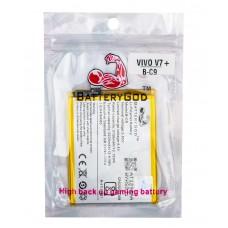 BATTERYGOD Full Capacity Proper 3225 mAh battery For Vivo V7+ / Vivo V7 Plus / BC9 / B-C9