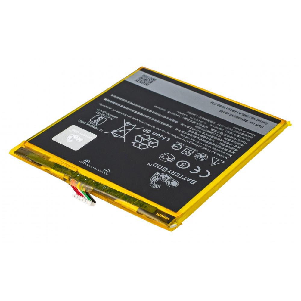 BATTERYGOD Full Capacity Proper 2600 mAh Mobile Battery for HTC Desire 816 / D816 / D816G / BOP9C100
