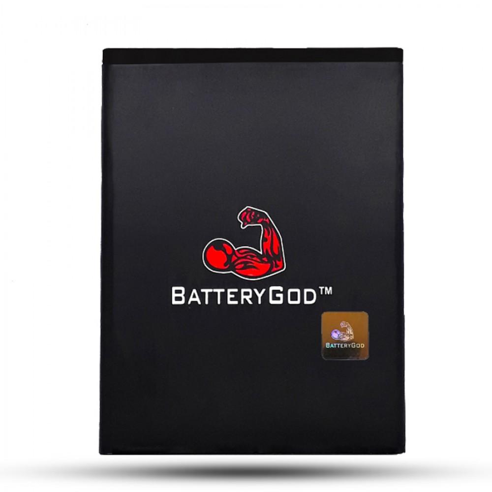 BATTERYGOD Full Capacity Proper 2600 mAh LYF JIO FI 3 / FI3 Dongle / SCUD-MFB260001