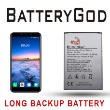 BATTERYGOD Full Capacity Proper 2700 mAh Battery for Mobistar C1 / C1 Lite / BL-270 / BL270