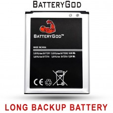 BATTERYGOD Full capacity Proper 1800 mAh Battery for Samsung Galaxy Core GT-S8260 / S8260 / S8262 /  GT-S8262 / B150AE