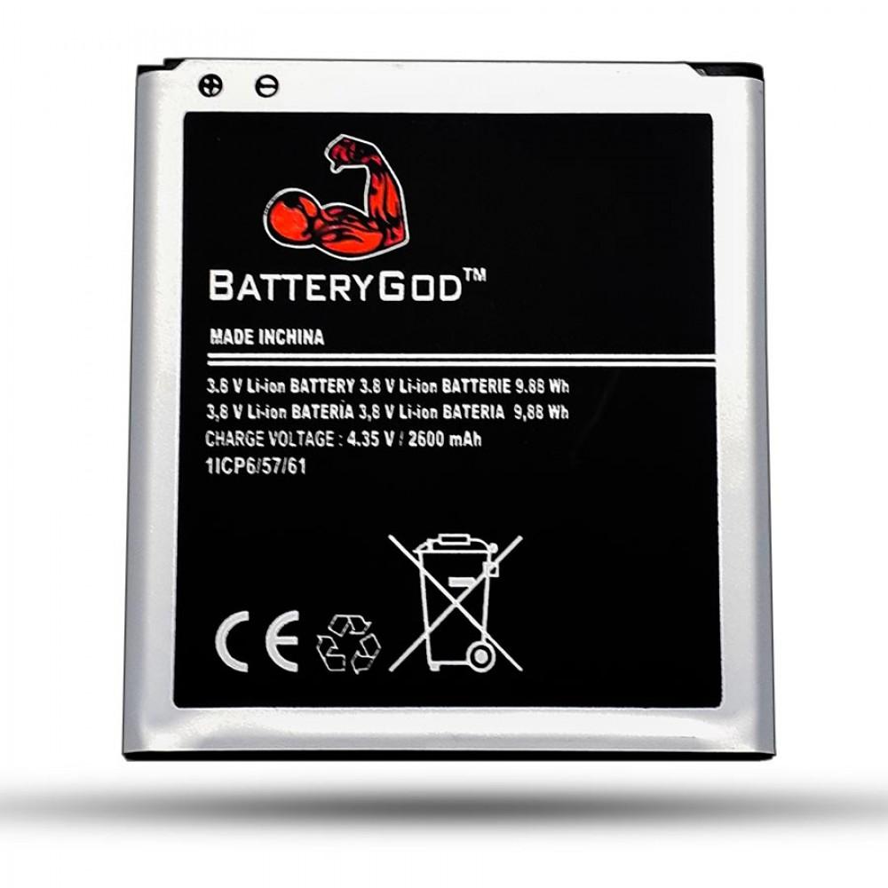Batterygod EB-J500CBE Battery for Samsung Galaxy Grand Prime G530/J210F/J2 2016/J2 Pro (2016)/J2 Prime/J5/Galaxy on5/J3 2016/J3 Pro SM-G532F/DS SM-J3110/J2 2018 (Not for J2/j2-2015)