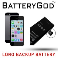 BATTERYGOD Full Capacity Proper 1560 mAh Battery For Apple Iphone 5S / iphone 5-S