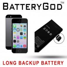 BATTERYGOD Full Capacity Proper 1560 mAh Battery For Apple Iphone 5S / iphone 5-S