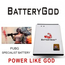 BATTERYGOD Full Capacity Proper 2500 mAh Battery for Comio C1 Pro / PL250000 ( not for C1 )