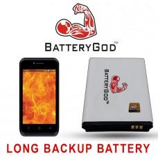 BATTERYGOD Full Capacity Proper 1750 mAh Battery For LYF Flame 6 / Flame 7 / Flame6 / Flame7 / LS-4005