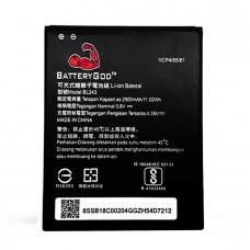 BATTERYGOD Full Capacity Proper 2900 mAh Battery Lenovo A7000 / Lenovo S8 A7600 / K3 Note / K50-T5 / BL243 / BL-243